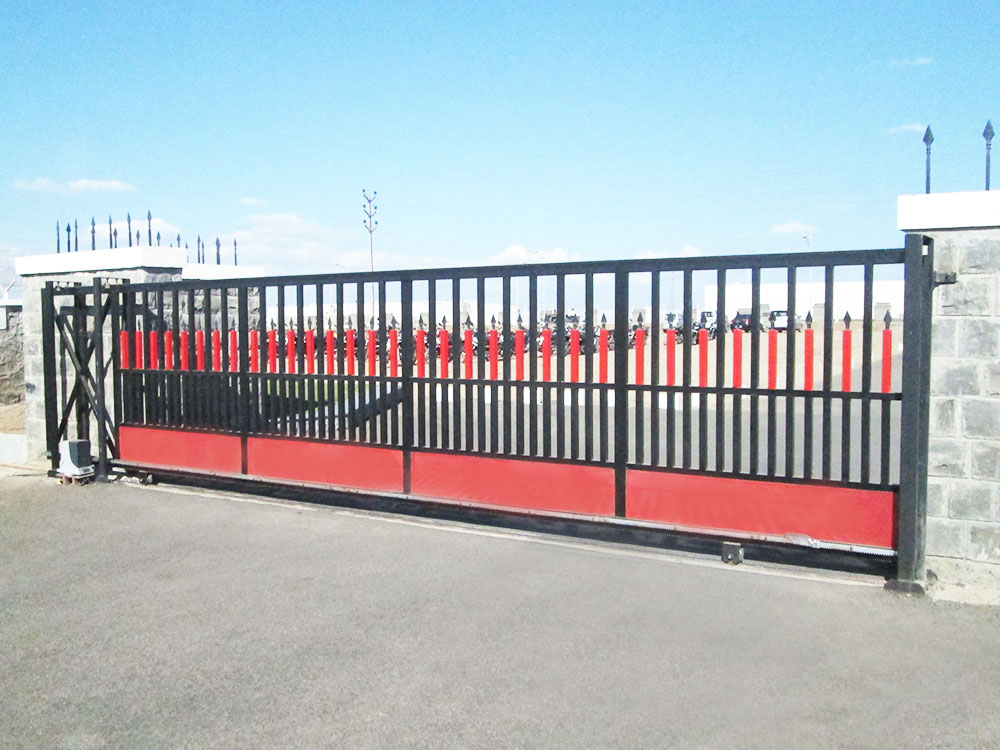 Motorised Sliding Gates