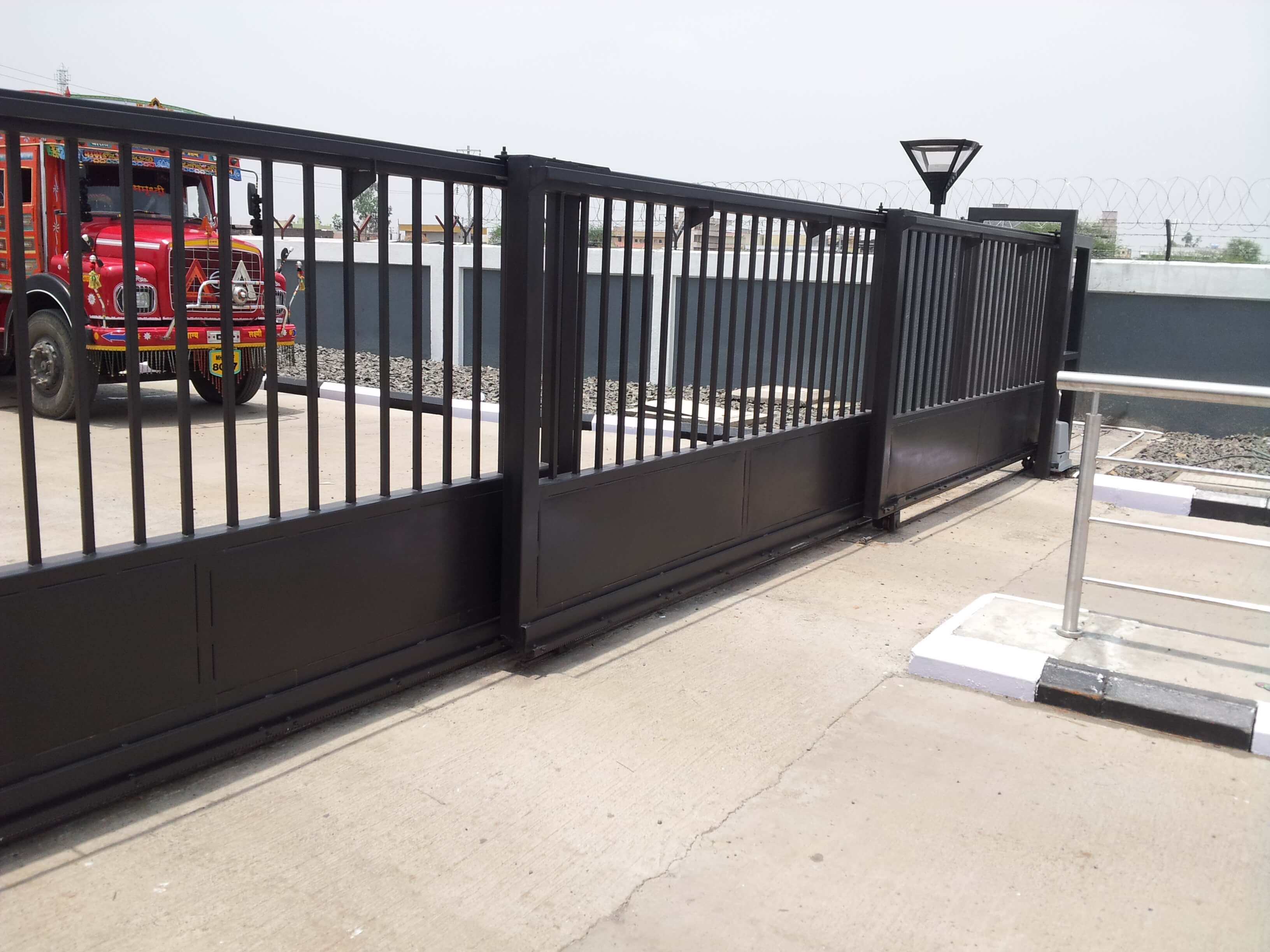 Telescopic Gate Manufacturers Telescopic Sliding Gates India