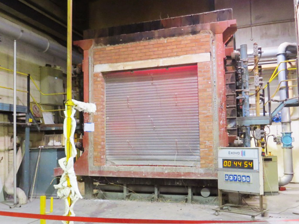 Fire Rated Rolling Shutters