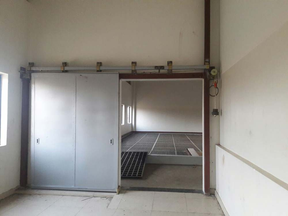 Automatic Fire Doors : Fire rated sliding doors proof door manufacturers