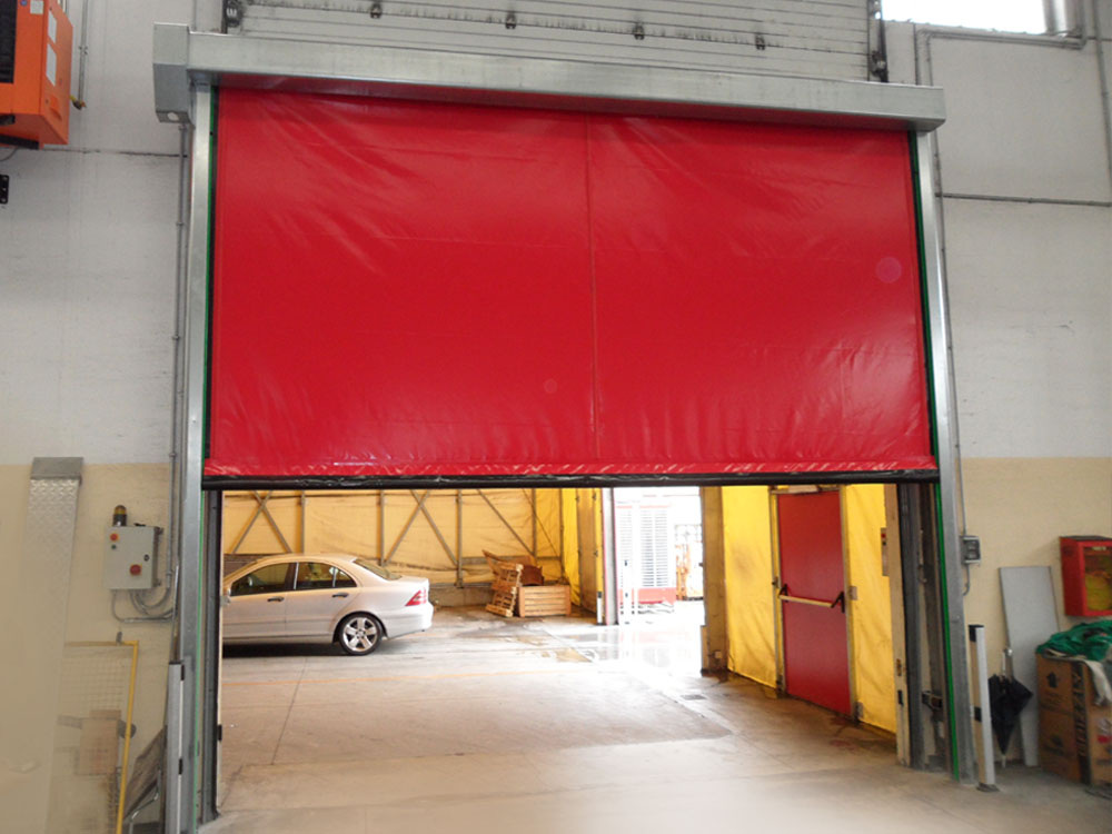 Rapid Roll Up Doors, High Speed Rapid Doors, High Performance Doors, Industrial Rapid door, Flexi Roll Up Doors, Anti Crash Door, Clean Room Doors, Fast roll up door