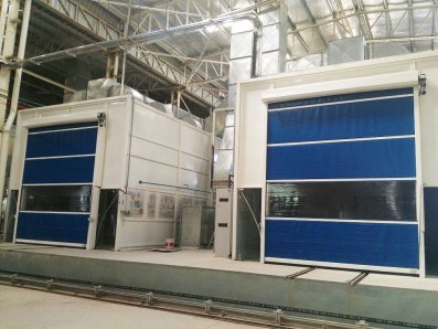 Rapid Roll Up Doors, High Speed Rapid Doors, High Performance Doors, Industrial Rapid door, Flexi Roll Up Doors, Anticrash Door, Clean Room Doors, Fast roll up door