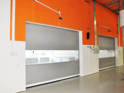 High Speed Doors | High Speed Roll Up Doors