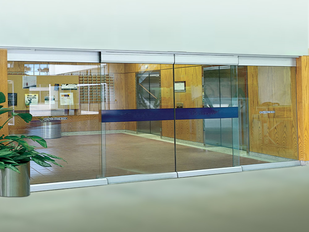 Automatic glass sliding doors manufacturers india avians for Motorized sliding glass door