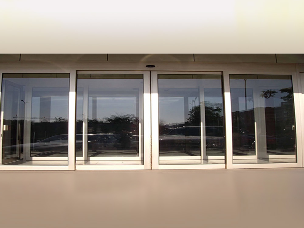 Automatic glass sliding doors manufacturers india avians