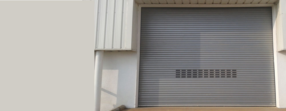 Insulated Double Wall Rolling Shutter Manufacturers India
