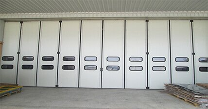 Industrial Door Systems | Motorised Rolling Shutters