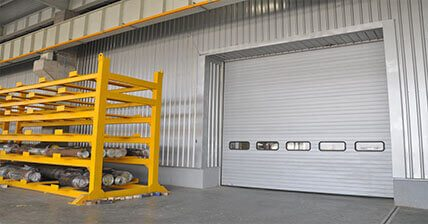 Industrial Door Systems | Motorised Rolling Shutters